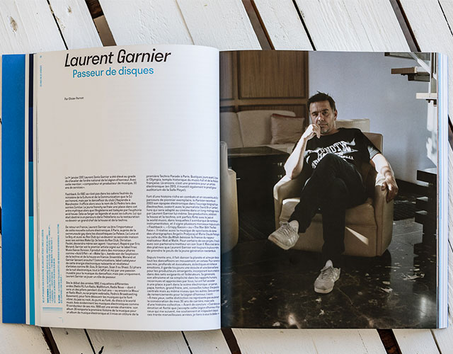 Livre Trax Magazine