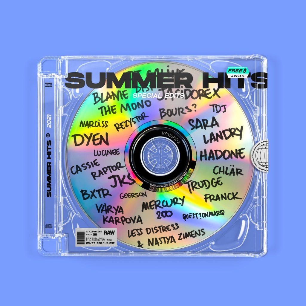 raw nouvel sortie summer hits II